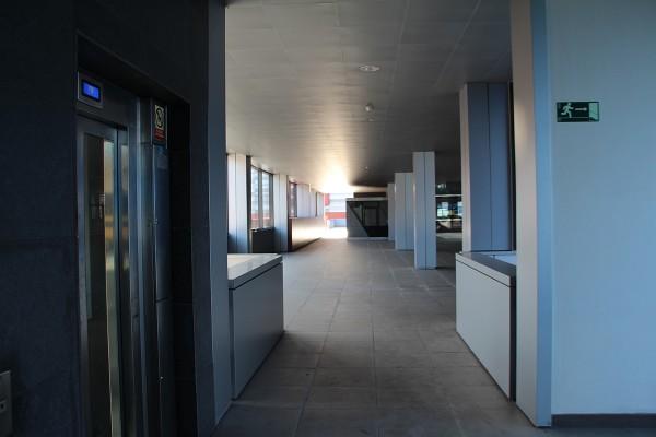 Zonas comunes de Business Center Marineda City