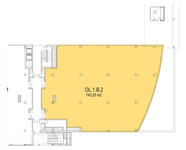 Plano Oficina modelo 2