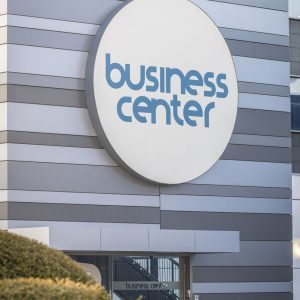 Exteriores de Business Center